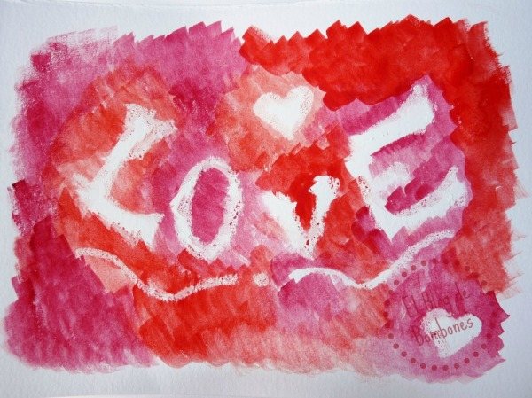 Mensaje San Valentin