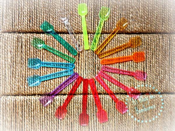 Colección de cucharillas