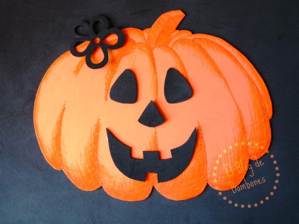 Octubre 2013 el blog de bombones - Calabazas halloween originales para ninos ...