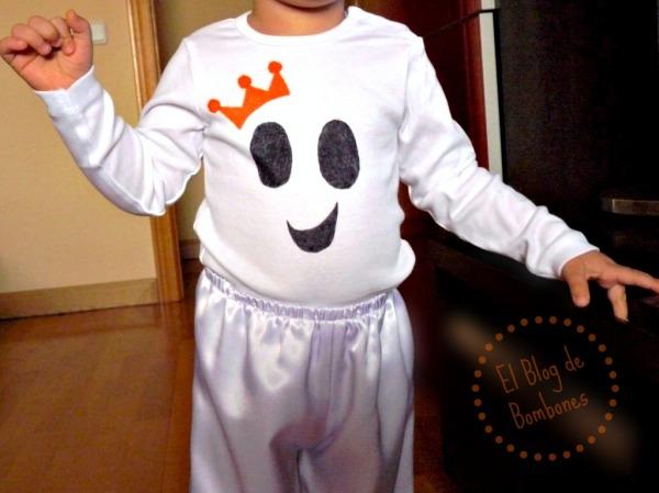 Disfraz de bebé niño para Halloween