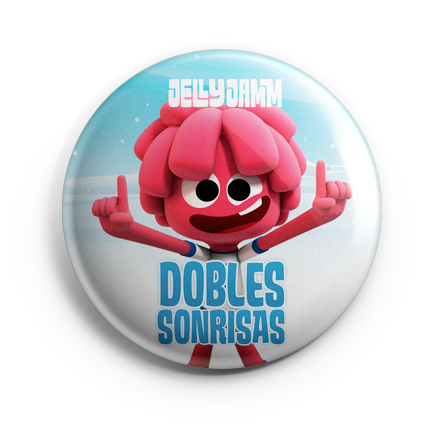 Dobles sonrisas
