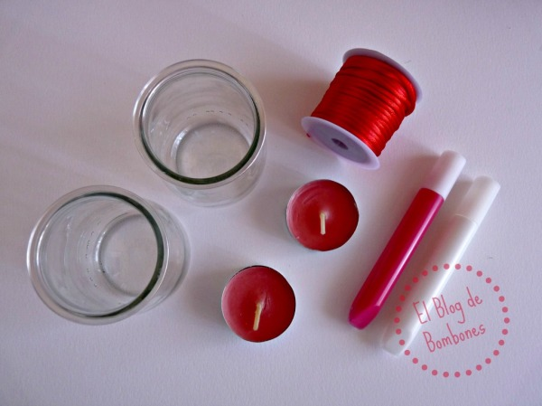 Puffy paint y vasos de yogurt