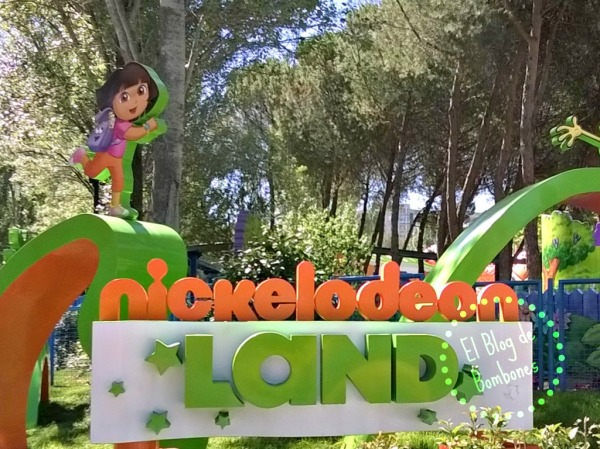 Nickelodeon Land