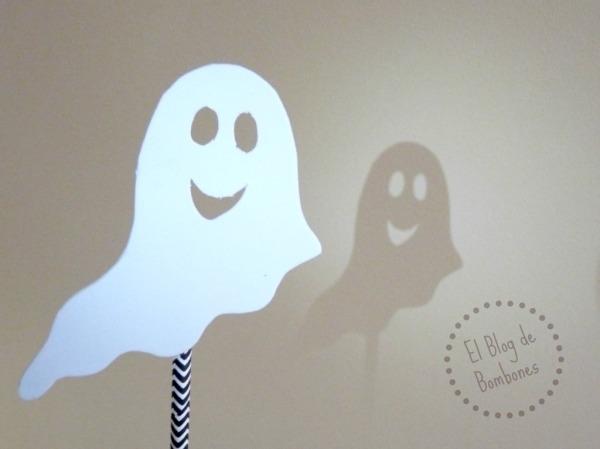 Marionetas de sombras para Halloween