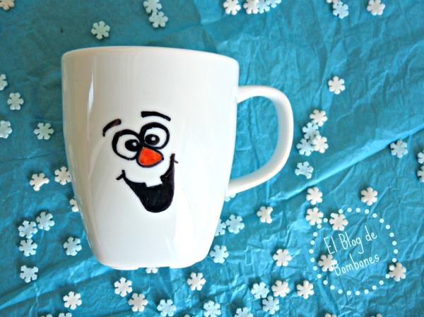 Taza de Olaf