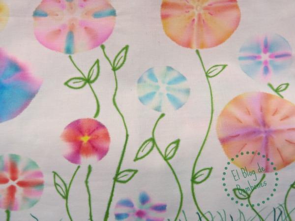 Flores con tallos