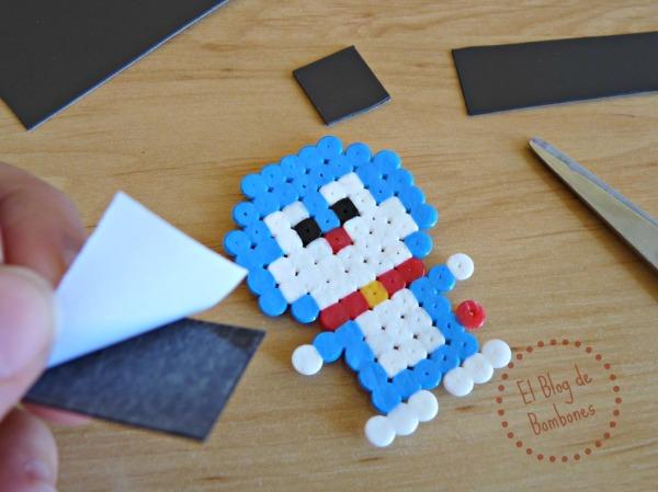 Doraemon recién hecho