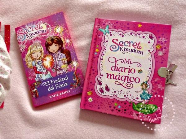 Diario Mágico de Secret Kingdom