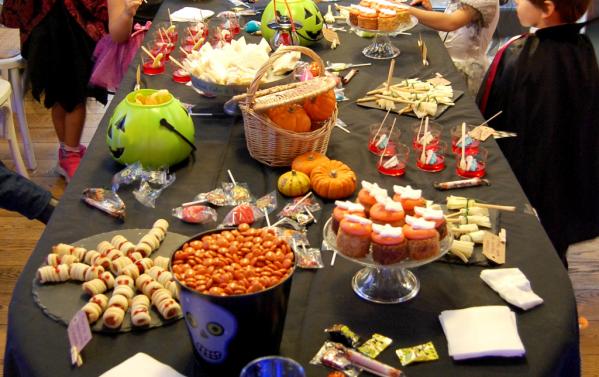 Catering de Halloween