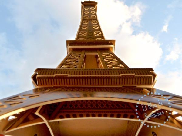 Torre Eiffel - Puzle 3D