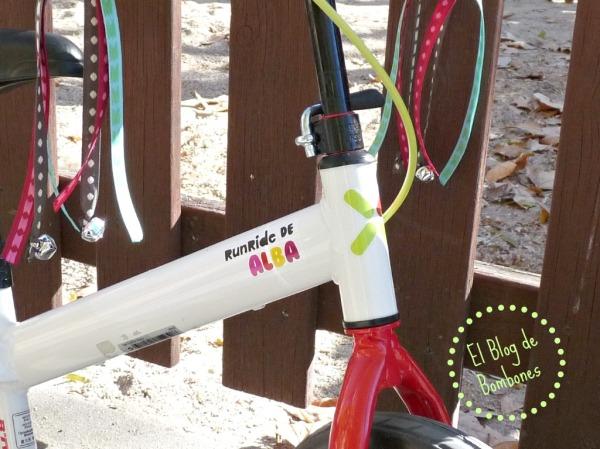 Run Ride personalizada
