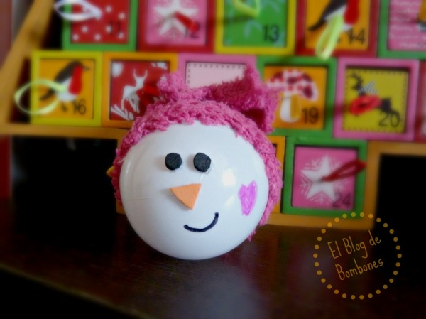 Muñecos de nieve para decorar la casa