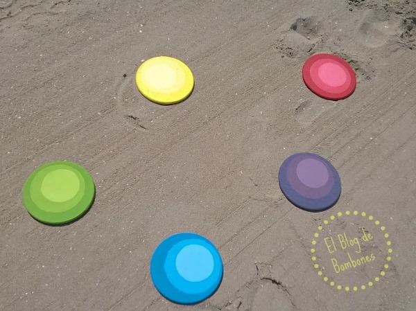 Juegos tradicionales al aire libre